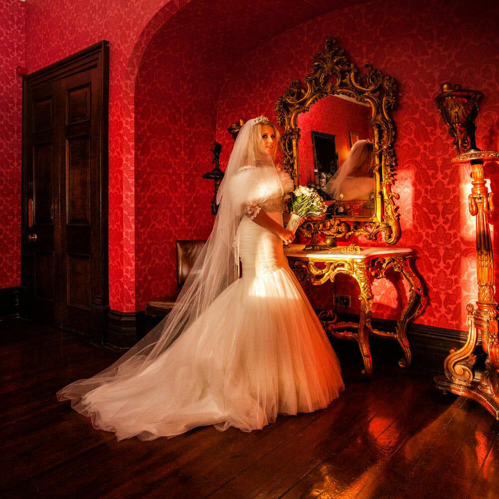 Caroline & James Ellingham Hall Wedding Gallery
