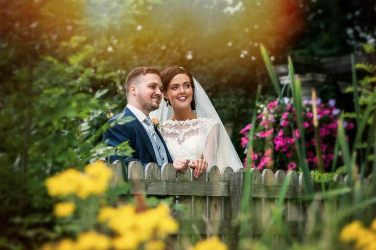 Rustic Ramside Hall Wedding