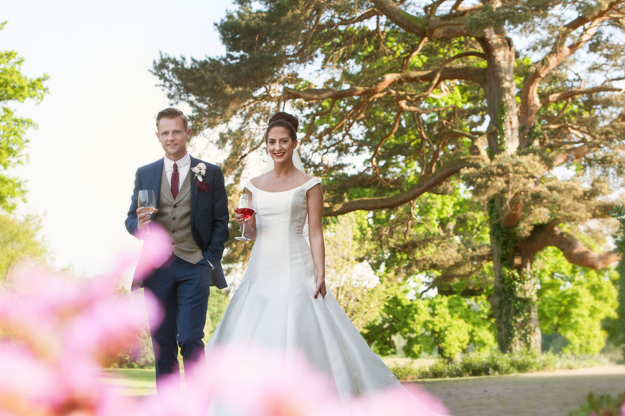 Stephanie And Alan's Wedding At Rockliffe Hall