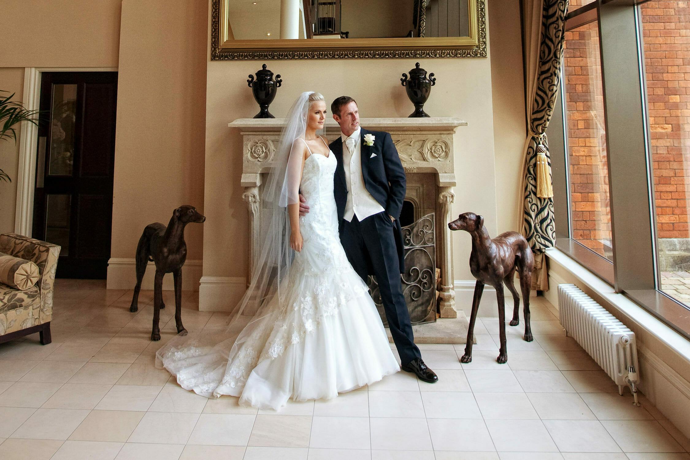 Rockliffe Hall Wedding of Lyndsey and Chris