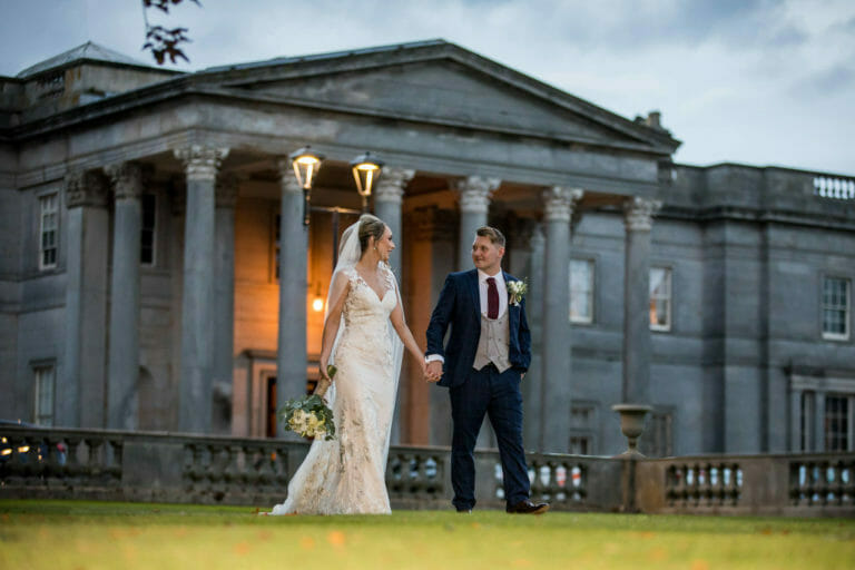 wynyard hall chapel wedding
