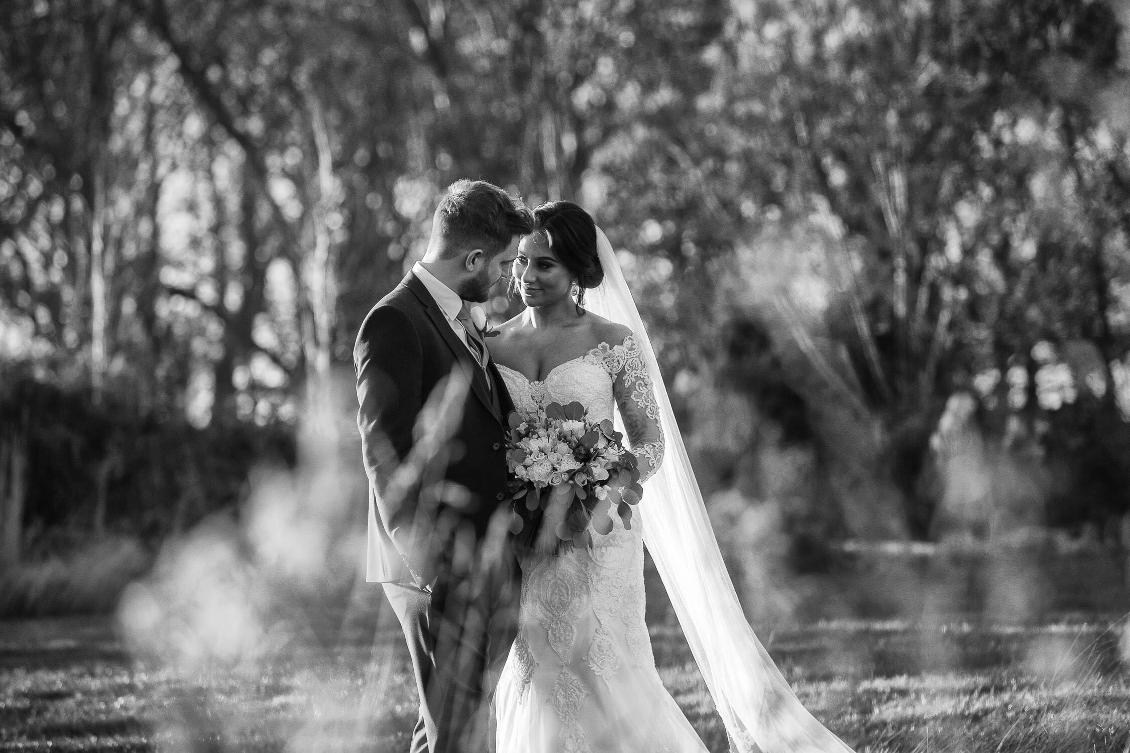 South Causey Inn Wedding of Jessica & Anthony